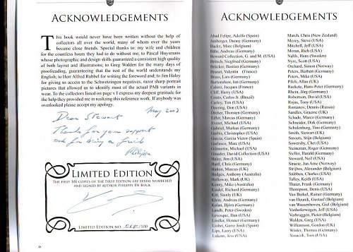 Signed Books: Show 'Em If You Got 'Em!