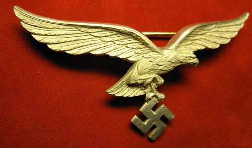 Click image for larger version.  Name:200 Luftwaffe Tropical Breast Eagle Metal.jpg Views:408 Size:49.7 KB ID:93167