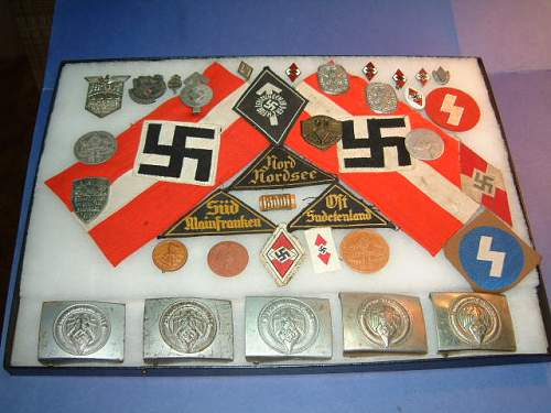 Hitler youth collection
