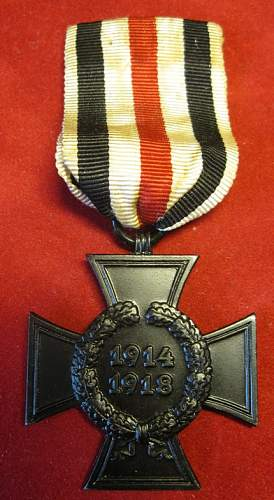 Click image for larger version.  Name:070 Honour Cross for Next of Kin W.jpg Views:134 Size:205.7 KB ID:94555