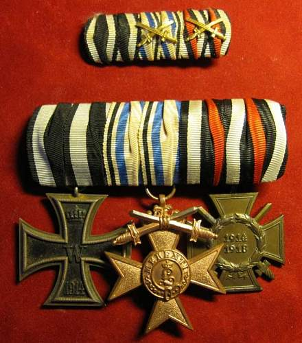 My collection WWII (German medal & badges)