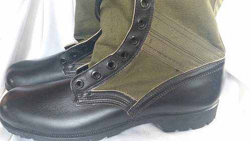 Latest boots for the collection - M-1966 Boots