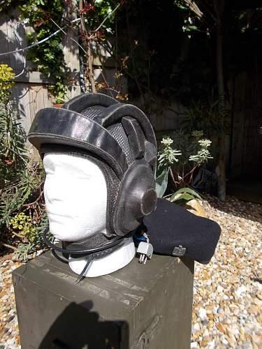 motorised troops headgear