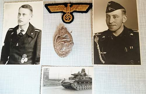 New collectibles in the last 3 weeks. WW2 German.