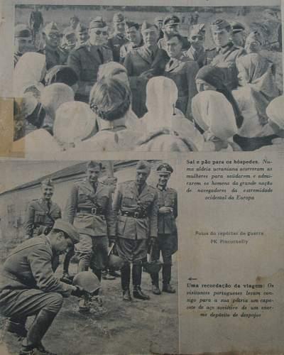 Portuguese Legion collection