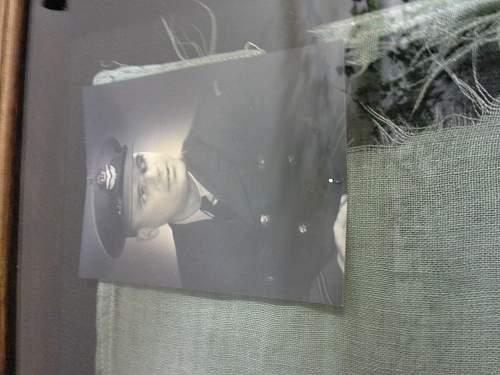 RCAF flag display