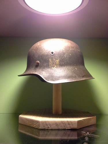 Helmet stands
