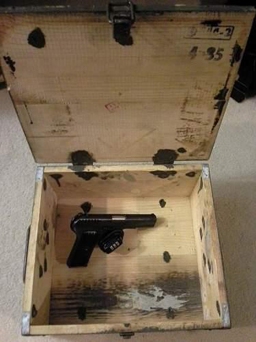 Ideas for handgun display