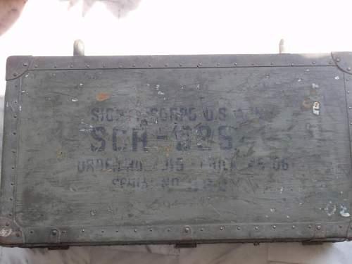 scr-625 mine detector