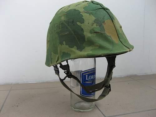 My Vietnam war era minikin cavalry display!