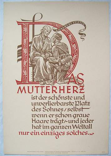 Modest Mutterkreuz collection.
