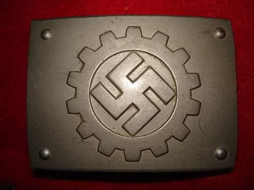 Deutsche Arbeits Front