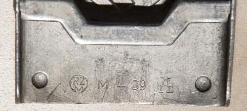 M4/39 Crank Catch DAF