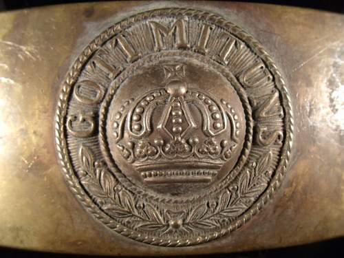 Click image for larger version.  Name:WWI Buckle 2.jpg Views:424 Size:138.6 KB ID:610373