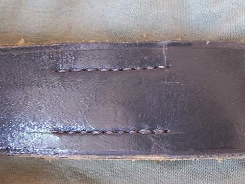 DAF Buckle and belt