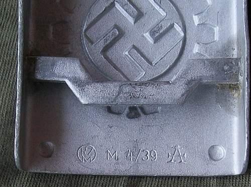 DAF Steel Buckle?