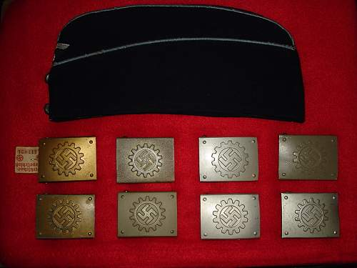 Any DAF buckles  ?