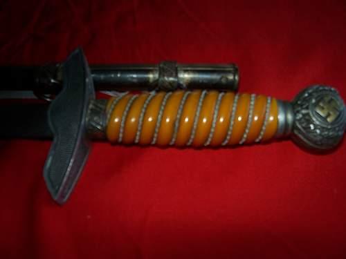Damascus blade real or fake?