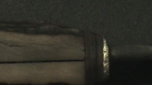 German Dagger fighting knife ??? Help