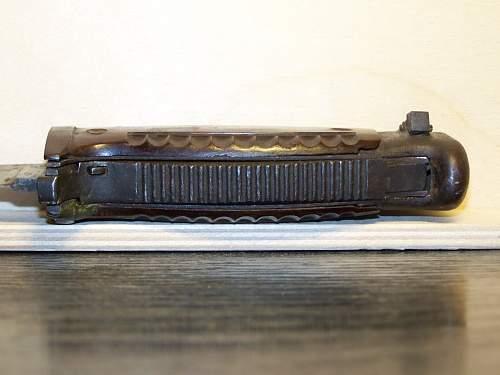 SG 42 bayonet photos