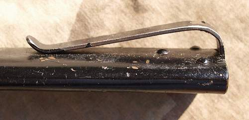 opinions on a nahkampmesser boot knife 42