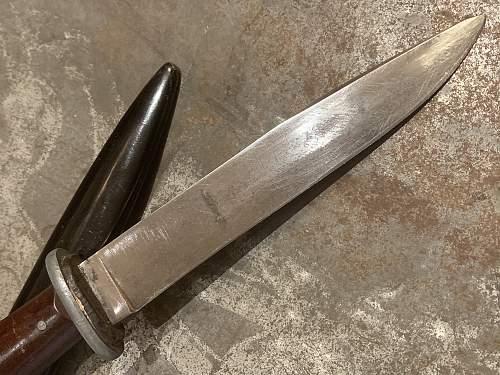 Puma Fighting / Boot Knife