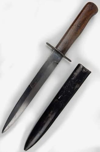 Fighting Knife