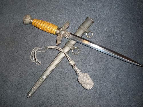 Daggers