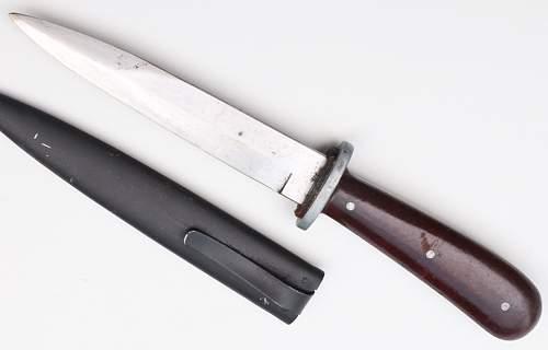 PUMA fighting knife