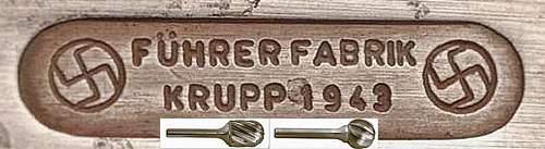 """Real or fake """"Kruff 1949"""" Dagger ?"""