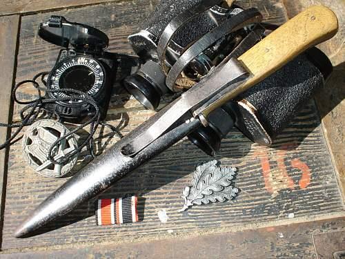Infanteriemesser 42