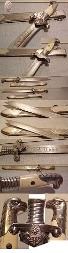 RAD Officers Dagger