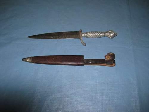 ID this dagger?