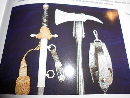 sword / bayonet knot