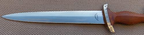 NPEA Leader's Dagger...