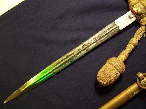 Show Your Favourite Dagger Purchase for 2012