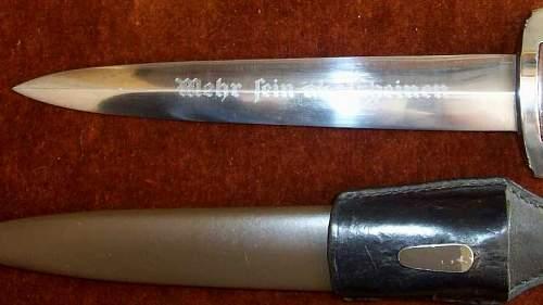 NPEA teacher dagger...
