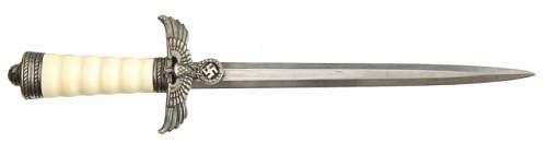 Rare dagger ?????