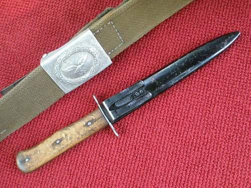 German bootknives