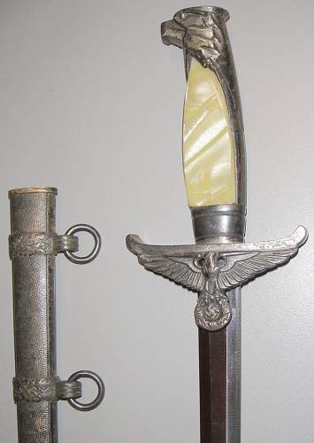 Need Opinions on Government Dagger...