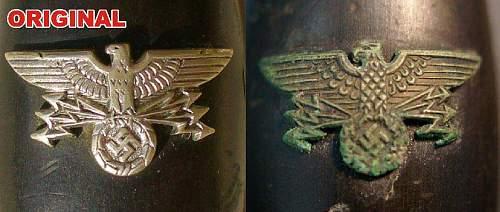 Postschutz dagger