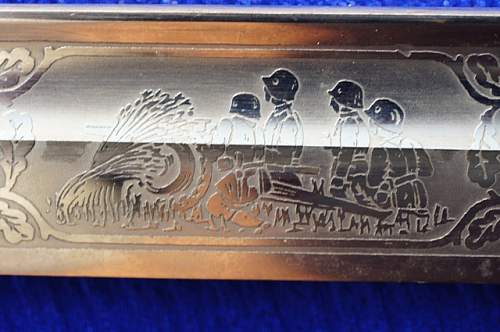 Click image for larger version.  Name:WW2 German Etched Bayonet (7).JPG Views:62 Size:172.3 KB ID:481097
