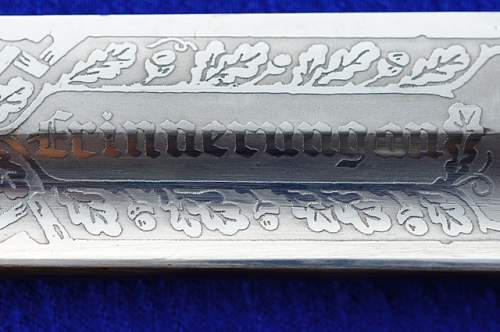 Click image for larger version.  Name:WW2 German Etched Bayonet (15).JPG Views:160 Size:166.9 KB ID:481102