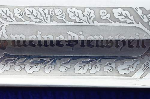 Click image for larger version.  Name:WW2 German Etched Bayonet (16).JPG Views:128 Size:159.8 KB ID:481103