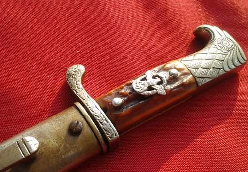 German blades cache