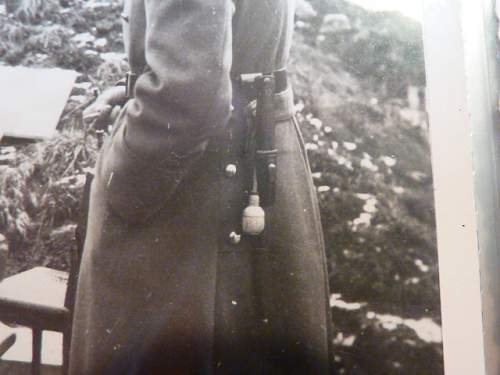 Bayonet or sword knot