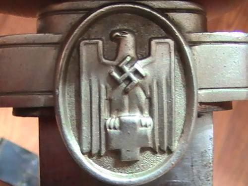 Deutsche Rotes Kreuz Man's Hewer