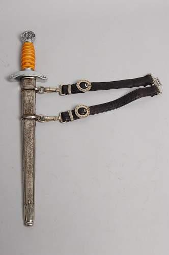Teno Dagger - real or fake?