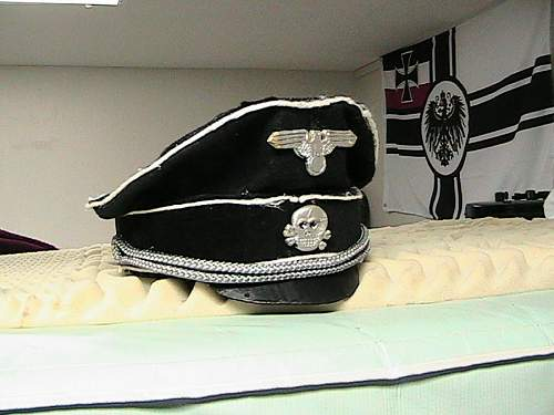 Click image for larger version.  Name:Waffen_SS_visor_cap_by_PanzerForge.jpg Views:111 Size:109.2 KB ID:625568