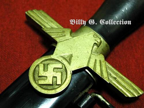 Rlb 2nd pattern dagger - wkc